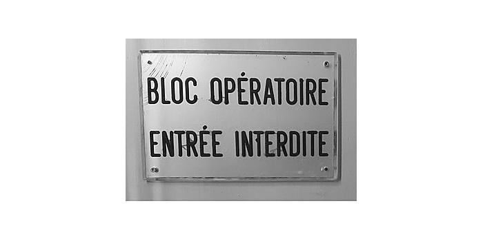 Enigma Corp - bloc opératoire