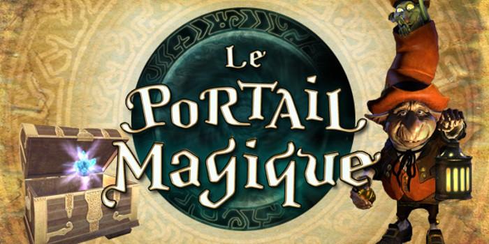 Onirium - Portail Magique