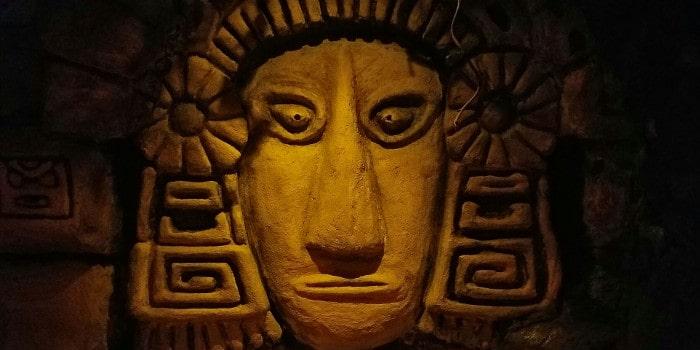 The little red door - prophetie maya