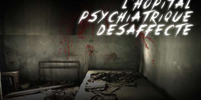 reality room - hopital psychiatrique desafecte