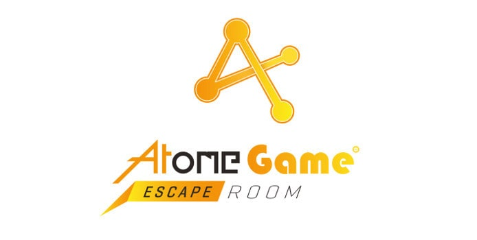 Atome Game escape caen - logo