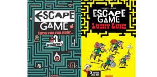 Escape Game livre jeu