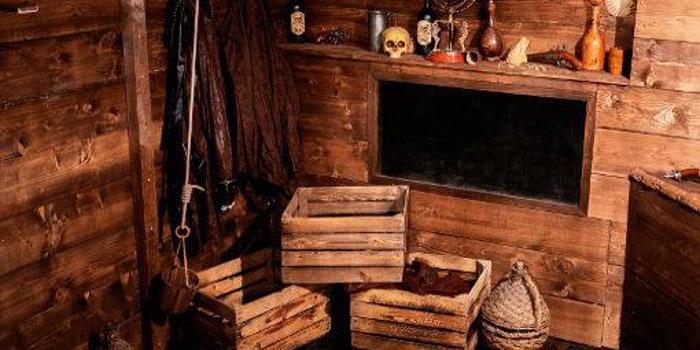 Timing Room - la malediction de francis drake