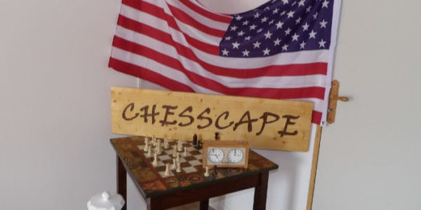 escape game lesparre - chesscape