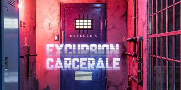 Mission Evasion - excursion carcerale