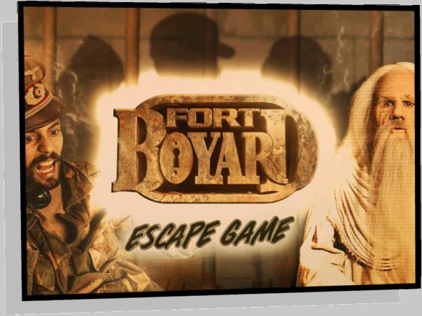Team Break - Fort Boyard