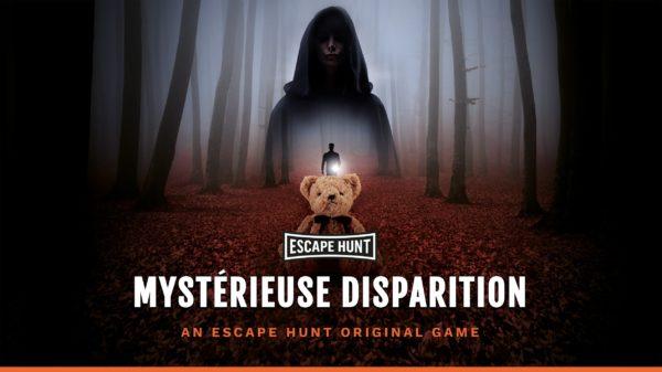 Escape Hunt Belfort | Mystérieuse Disparition