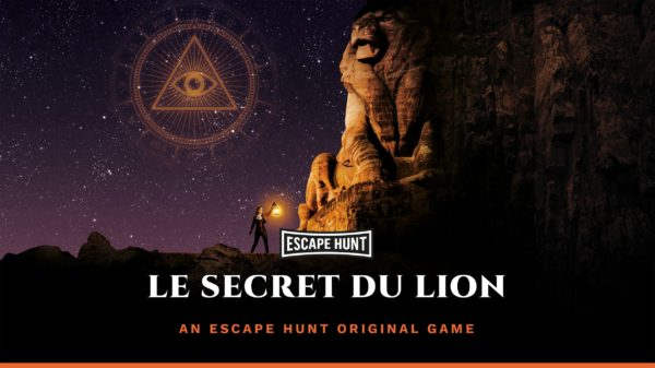 Escape Hunt Belfort | Le Secret du Lion