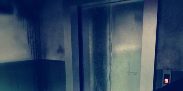 Rashomon - ascenseur
