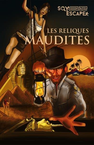 SQY - Les reliques maudites