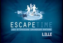 Escape Time - lille
