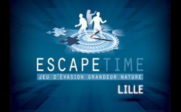 Escape Time - lille
