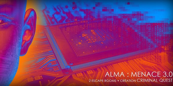 Criminal Quest - Alma 3.0