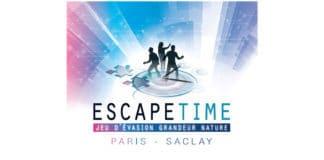Escape Time - Saclay