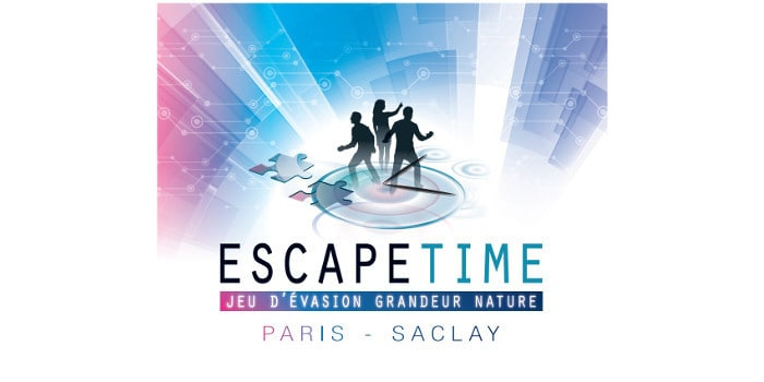 Escape Time - Saclay