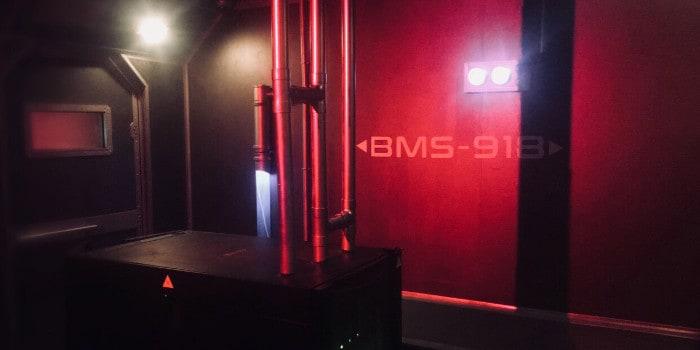 Lindmor industries - BMS 918