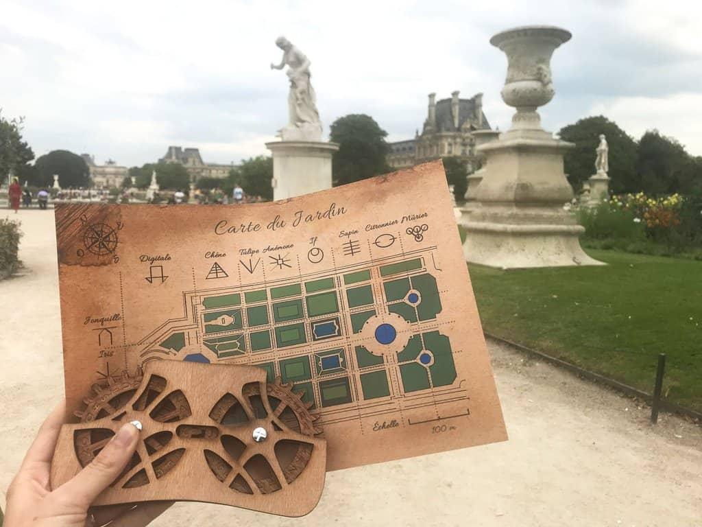 Mysteres aux tuileries 2