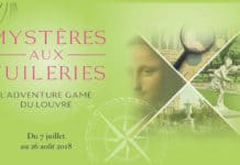 Mysteres aux tuileries