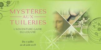 Mysteres aux tuileries