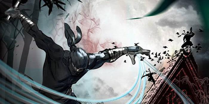 Freeing - ninja