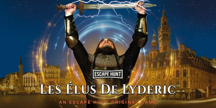 Escape Hunt - élus de lydéric