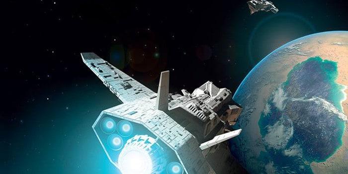 Projet Dédale - mission asterion