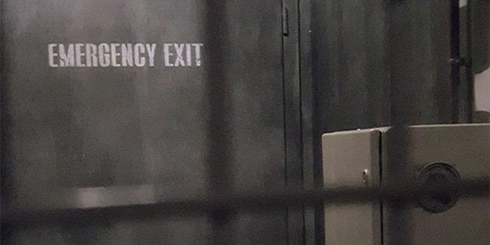 Escape Game du trèfle - Alcatraz