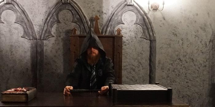 Enigm'Art - école des sorciers