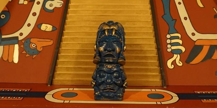 Enigm'Art - malédiction maya