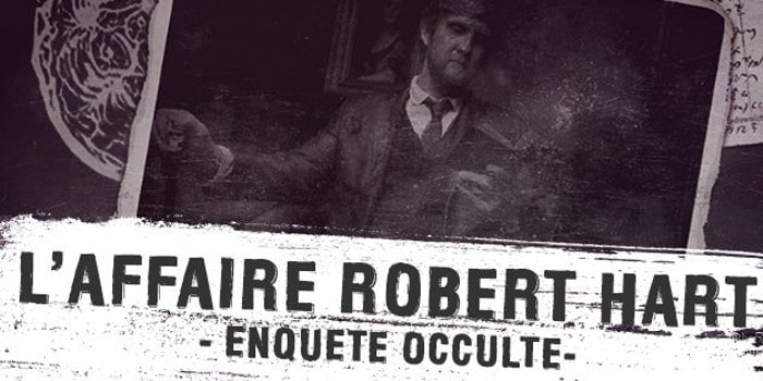 Quest Agency - affaire robert hart