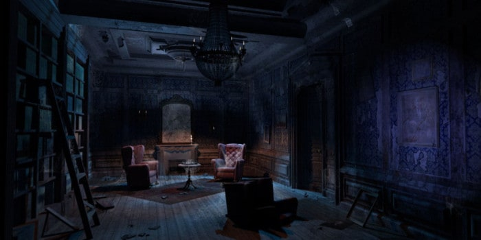 Secret Escape - le refuge des survivants