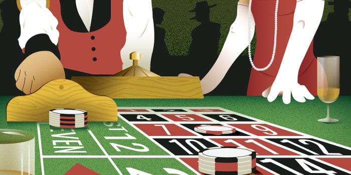 le hangar à énigmes - casino clandestin