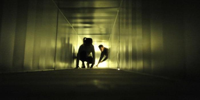 Time Tripper - couloir