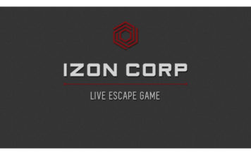 Izon Corp - albi