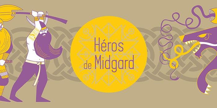 les portes de l'isba - heros de midgard